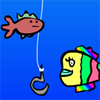 Rainbow Fish game