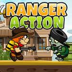 Ranger-Aktion Spiel