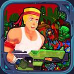 Rambo Hit Em Up jeu