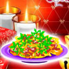 Red Christmas Pasta spel
