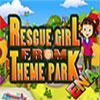 Rettungs-Mädchen vom Freizeitpark Spiel