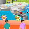 Unruhig Restaurant Spiel