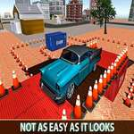 Real Classic Car Parking 3D 2019 Spiel