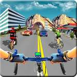 Real BiCycle Racing Jeu 3D jeu