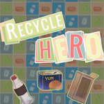 Recycle Hero game