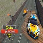 Real Impossible Chain Car Race 2020 jeu