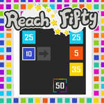 Reach Fifty game
