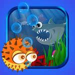Mentési hal játék