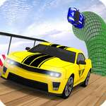 Real Taxi Car Stunts 3D Game