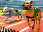Real Dog Racing Simulator 3D Spiel