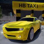 Șofer de taxi real joc