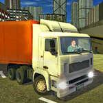 Real City teherautó szimulátor játék