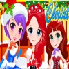 Royal Three Sisters Christmas game
