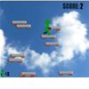 Rocket Platforms game