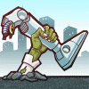 Robot vs Zombies gioco