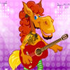 Rock Star cheval jeu