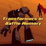 Robot In Battle Memory game