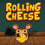 Rolling Cheese game