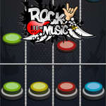 Rock Music game