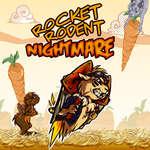Pesadilla de Rocket Rodent juego