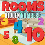 Rooms Hidden Numbers game