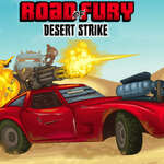 Road of Fury Desert Strike játék