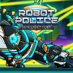 Robot Police Iron Panther juego