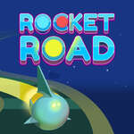 Carretera de cohetes juego