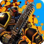 Робот герой city симулатор 3d игра