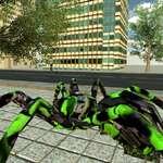 игра Робот Паук Транспорт
