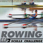 Rowing 2 Sculls game