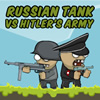 Russian Tank vs Hitlers Army game