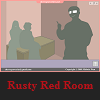 Rusty Red Room Escape game