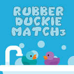 Rubber Duckie Match 3 game