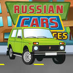Russian Cars Differences game