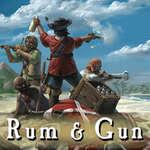 Het Kanon van de rum spel