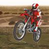 Sahara-Biker Spiel