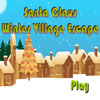 Santa Claus Winterdorf Escape Spiel
