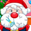 Santa Claus Beardy Makeover game