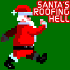 Santa s Roofing Hell game