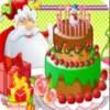 Santa Clauss Delicious Cake spel