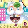 игра Санта-Клаус на стоматолога