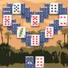 Homok Enigma pasziánsz játék