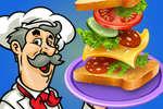Sandwich Baker jeu