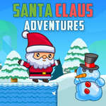 Aventures du Père Noël jeu