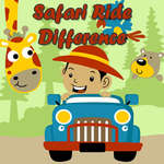 Safari Ride Difference game