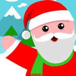 Santa Ski Spiel