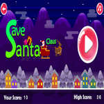Save Santa Claus game