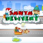 Santa Lieferung Spiel