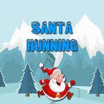 Santa Running joc